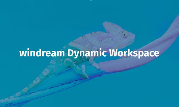 windream Dynamic Workspace