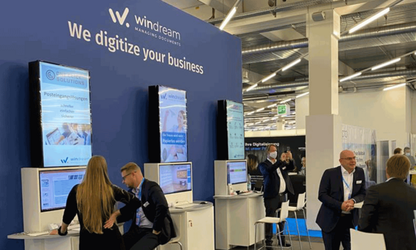 windream auf dem DIGITAL FUTUREcongress 2020 in München